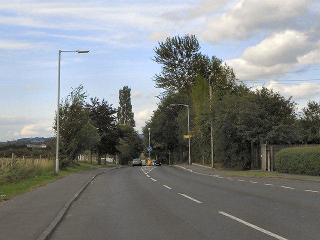 Bean Leach Road