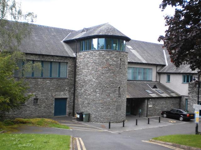 Charlotte Mason Library, Ambleside
