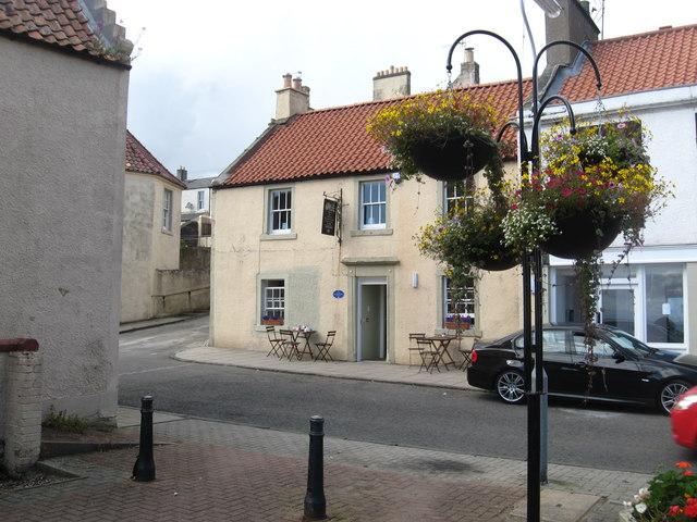 The Walk Inn at West Wemyss