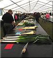 ST8324 : Vegetable display by Jonathan Kington
