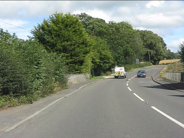 Henley Bridge, A4117