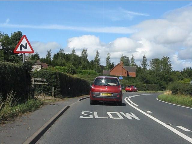A4117 in Doddington