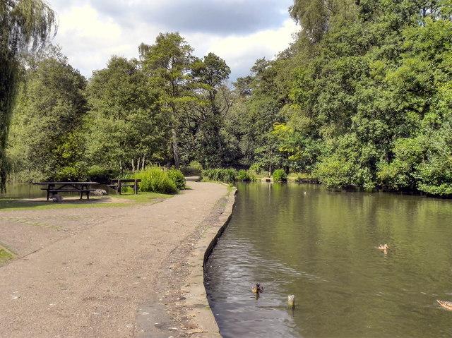 Bramall Hall Park Lake