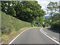 SO6276 : Hopton Bank, A4117 by Peter Whatley