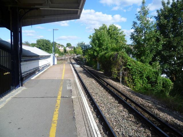 Nunhead station