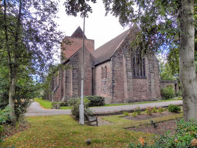 Parish Church of St Michael and All Angels, Bramhall