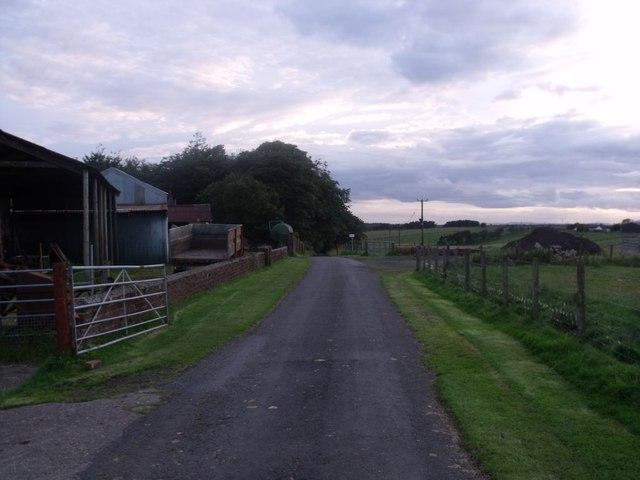 Grangeneuk Farm