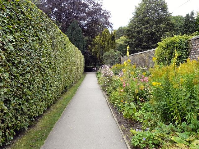 Bramall Hall Garden