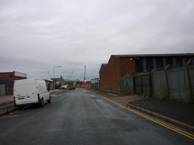Lee Smith Street, Kingston upon Hull