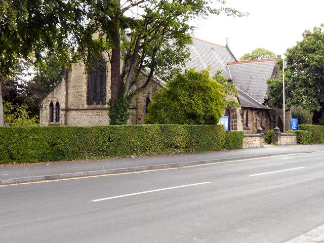 All Saints' Parish Church, Cheadle Hulme
