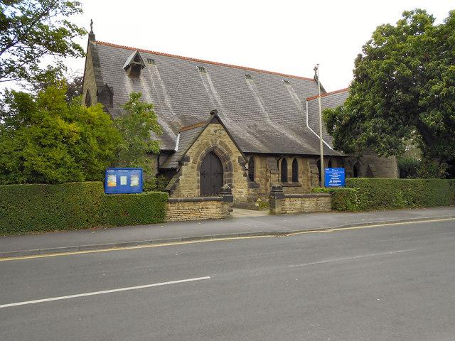 The Parish Church of All Saints, Cheadle Hulme