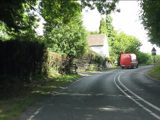 A4117 at Weston Farm