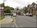 SJ8786 : Station Road, Cheadle Hulme by David Dixon