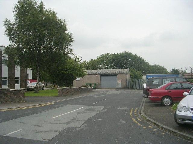 Oastler Place - Huddersfield Road