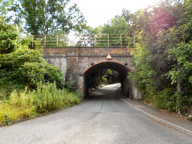 Robin's Lane Railway Bridge