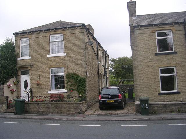 ChapmanTerrace - Common Road