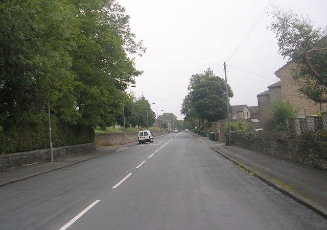 Common Road - viewed from AbbScott Lane