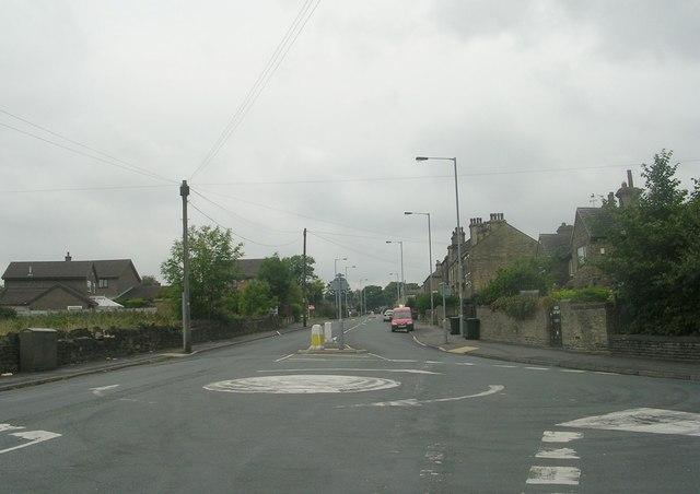 Abb Scott Lane - viewed from Common Road