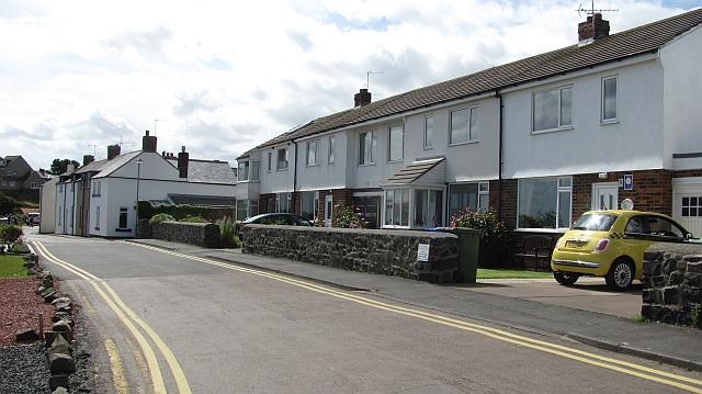 Dunstanburgh Road, Craster