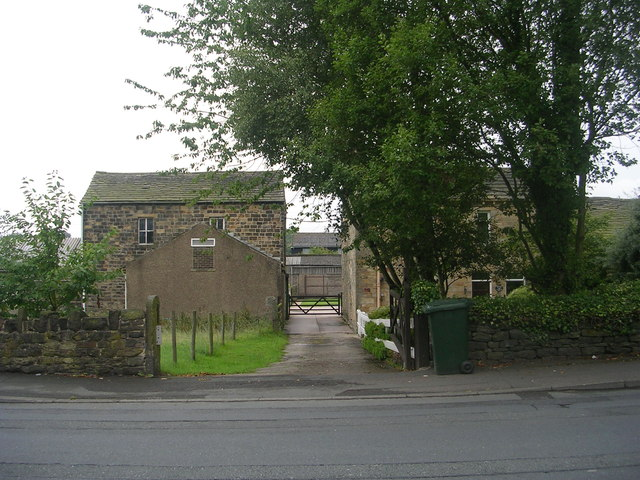 Moorside Farm - Abb Scott Lane