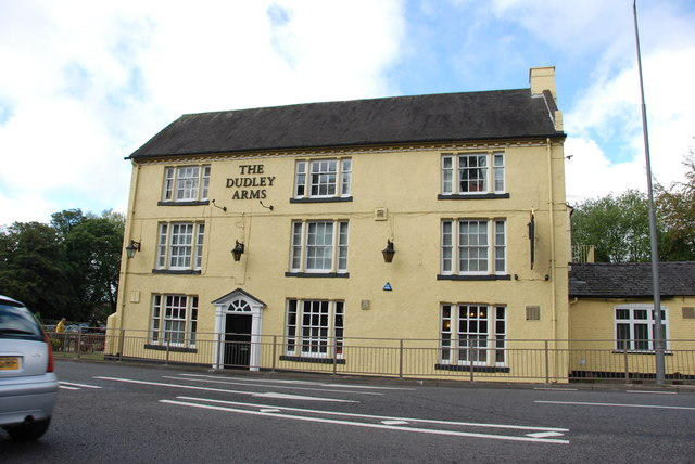 The Dudley Arms, Himley