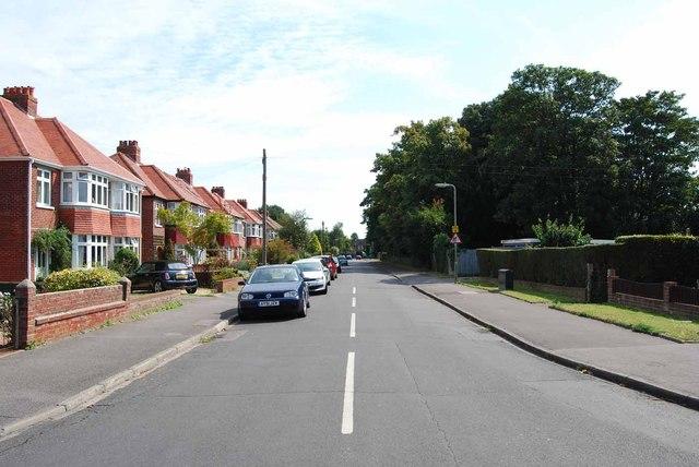 Bury Hall Lane (3)