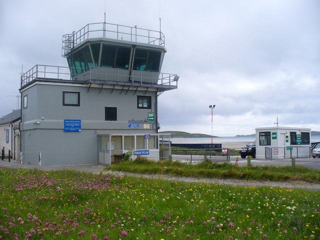 Control Tower, Barra