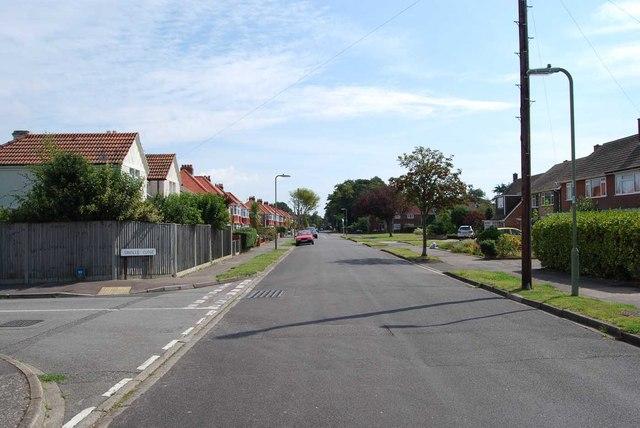 Bury Hall Lane (5)