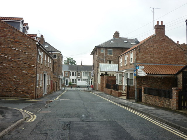 Penley's Grove Street, York