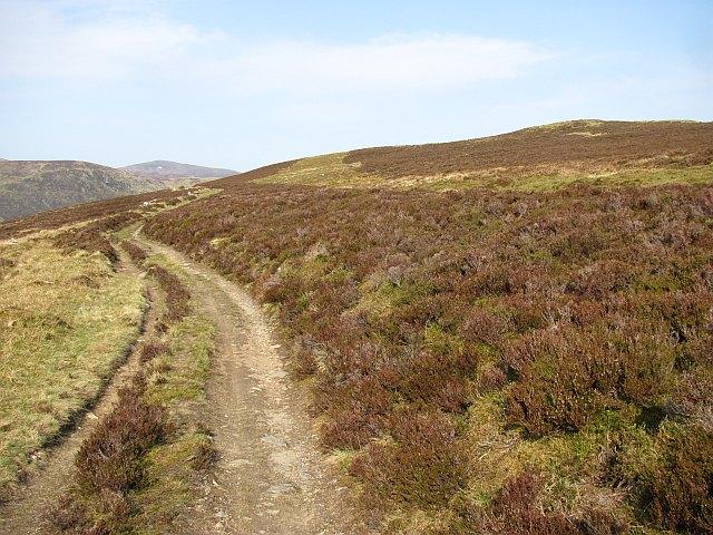Path between Blair Atholl and Enochdhu