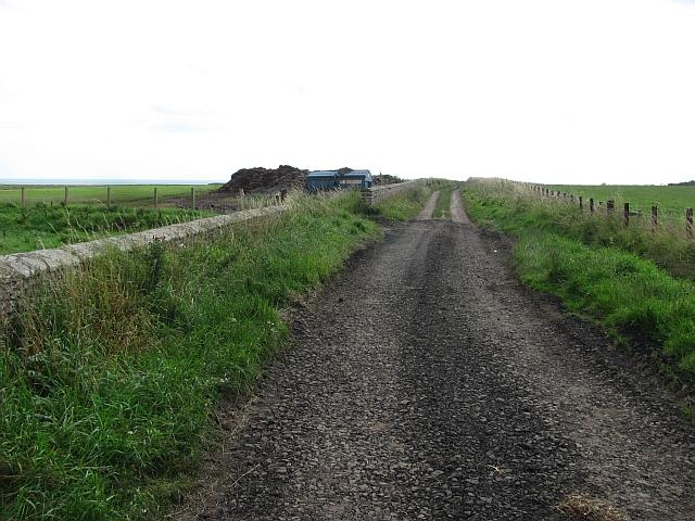 Track, Howick