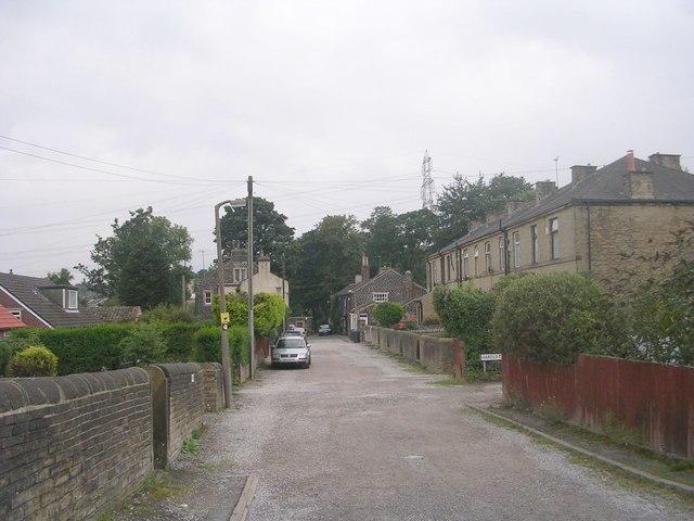St Mark's Terrace - New Works Road