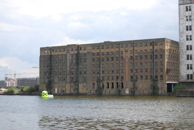 Old Mill, Royal Victoria Dock