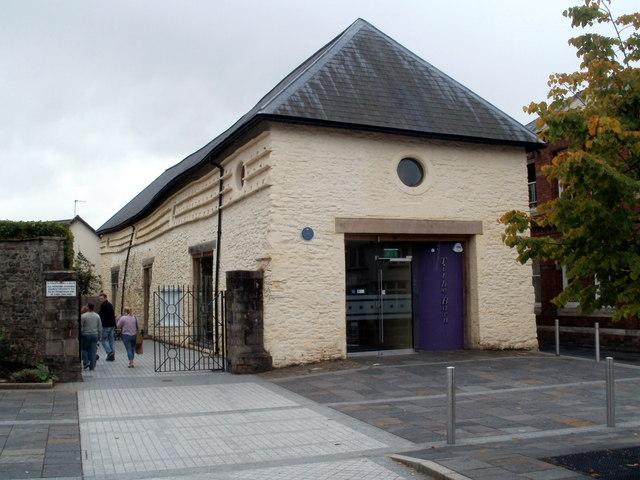 The Tithe Barn, Abergavenny