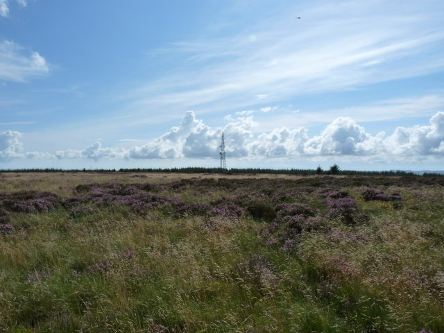 Balker Moor Radio Mast