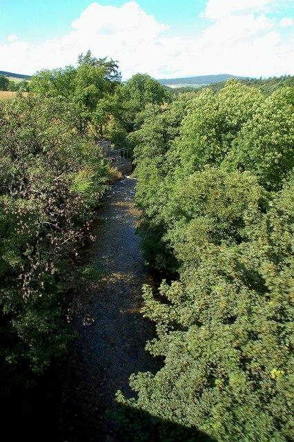 The River Fiddich