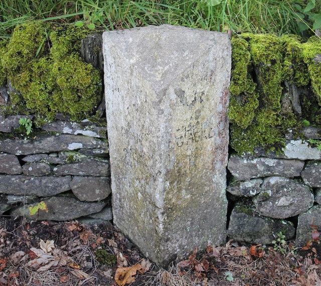 Milestone in Kilmartin