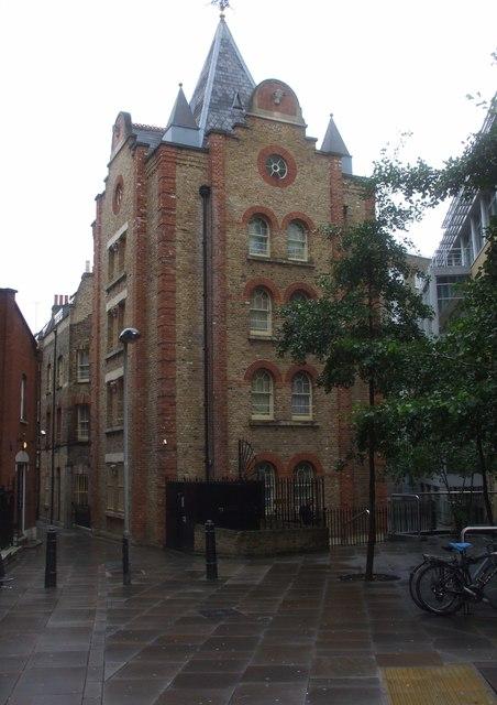 Peter's Lane, London