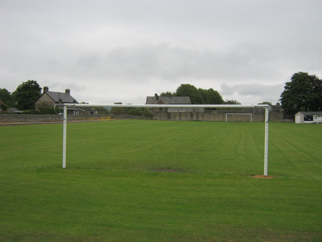 Youlgrave football field