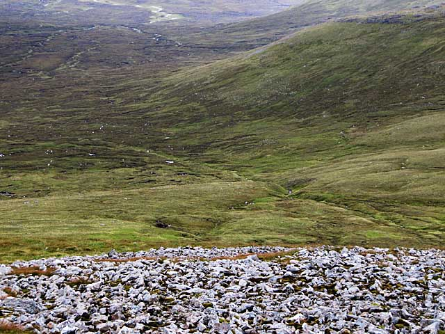 Northern slopes of Stob Poite Coire Ardair