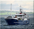 J5082 : The 'Stefanie-M' in Bangor Bay by Rossographer