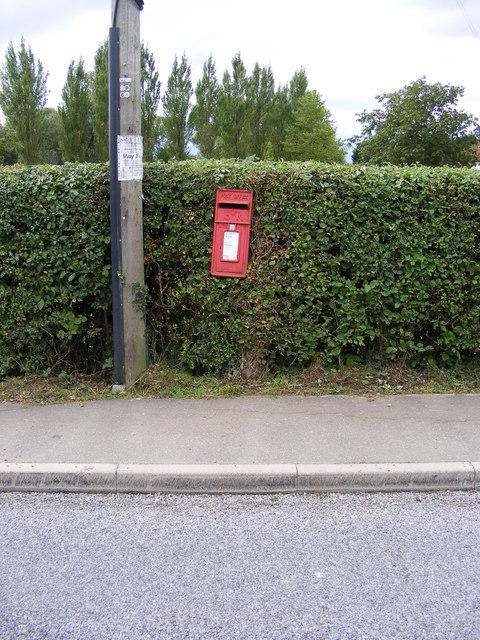 Horse Pond Corner Postbox