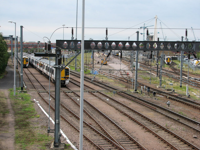 Revising the northern approach to Cambridge Station