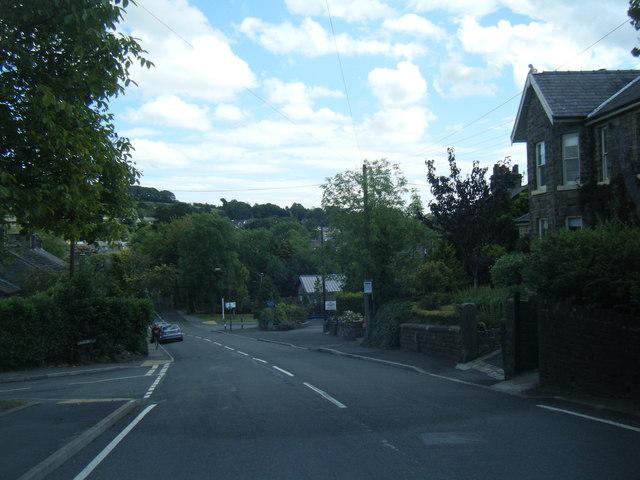 Macclesfield Road