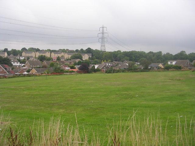 Recreation Ground - Carr Lane