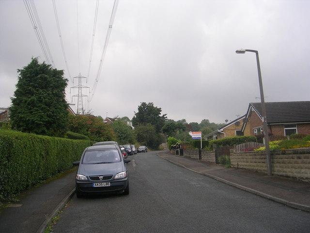 Winterton Drive - Carr Lane