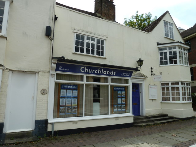 Estate agents in North Street