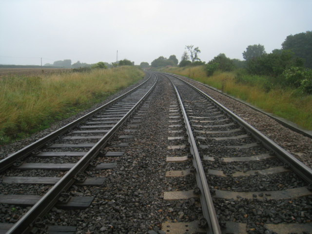 Andover to Basingstoke line