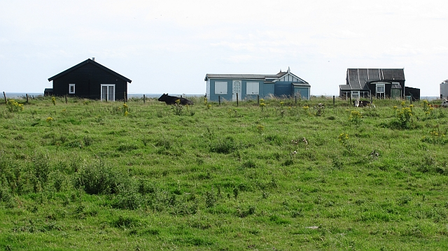 Huts, Seaton Point