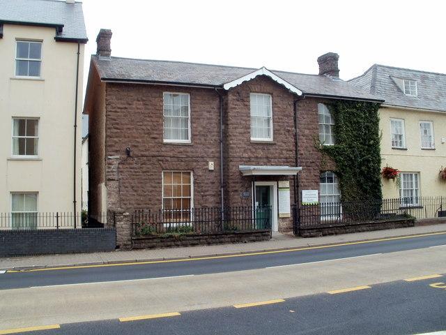 Henton House, Abergavenny